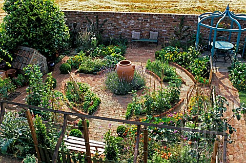 13 Best Images About Garden Design Ideas On Pinterest | Gardens