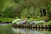 Floating gardens - Hortillonnages of Amiens France