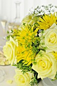 YELLOW SUMMER ARRANGEMENT