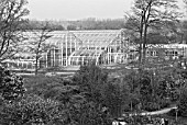 GLASSHOUSE NEARING COMPLETION AT RHS WISLEY