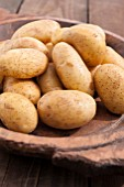 SOLANUM TUBEROSUM, (NEW POTATOES)