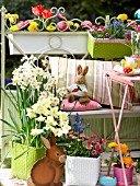 EASTER BALCONY