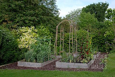 ISA257 RUSTIC VEGETABLE GARDEN Asset Details Garden World Images