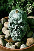 SKULL WATER FEATURE