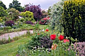 STONELEIGH HOUSE OPEN FOR NGS.  OWNED BY MR AND MRS MASON