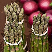 ASPARAGUS SPEARS, MANIPULATED