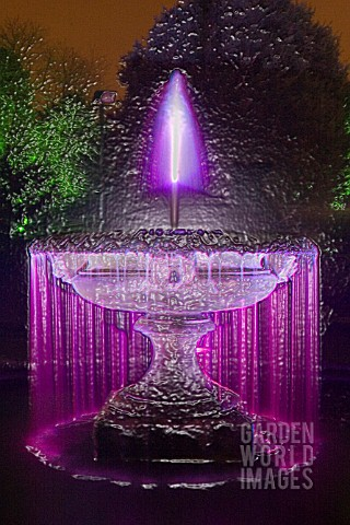 BOTANICAL_GARDENS_FOUNTAIN_AT_NIGHT_MANIPULATED