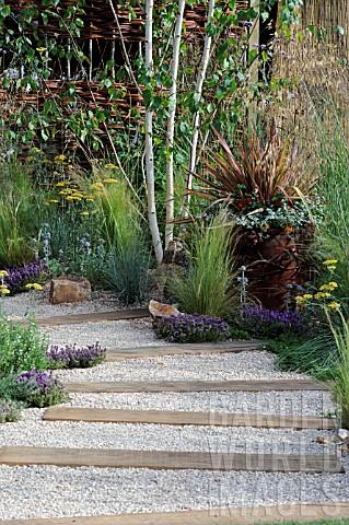 Win idea: Small garden ideas gravel
