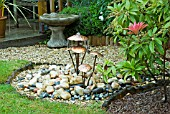 COPPER TOADSTOOL WATER FEATURE