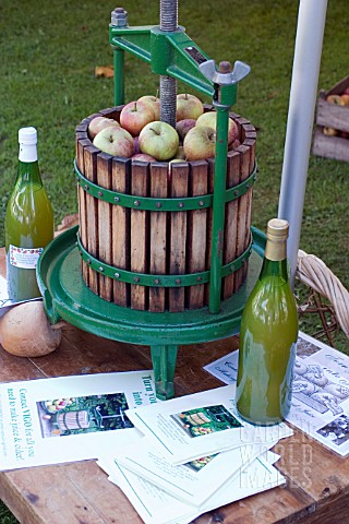 APPLE_PRESS_FOR_MAKING_PURE_APPLE_JUICE_OR_CIDER_WEST_DEAN_APPLE_FESTIVAL