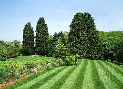 COUNTRY_GARDEN_WITH_FRESHLY_CUT_LAWN_STRIPES