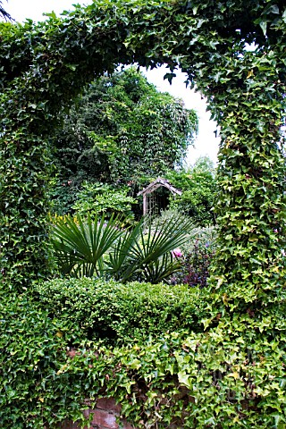 VIEW_THROUGH_IVY_CLAD_ARCHWAY_INTO_GARDEN_ROOM
