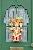 DOOR WITH EASTER DECORATION