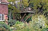 TREEHOUSE AT STONEHEALED FARM,  SUSSEX (FEATURE AVAILABLE ON REQUEST)