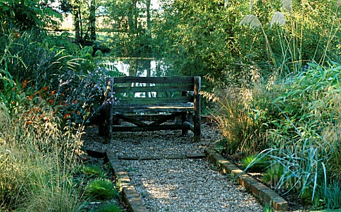 POND_WITH_SEATING_AT_HANKHAM_COTTAGE__SIMON_AND_MAGGIE_BULLER_FEATURE_AVAILABLE_ON_REQUEST