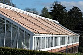 GREENHOUSE ROOF BLINDS